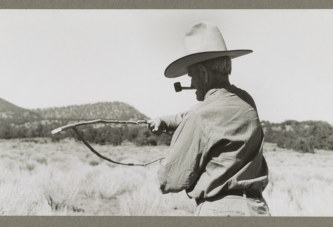 Dowsing California Peach Farmer & Wyoming Rancher