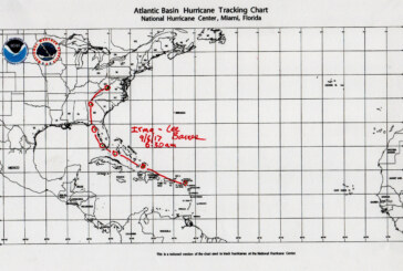 Tracking Hurricanes with Dowsing
