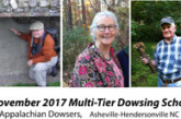 November Quarterly:  Multi-Tier Dowsing School